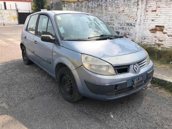 Renault Scenic Automática