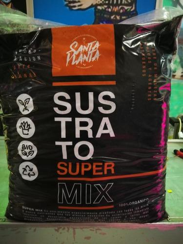 Sustrato Santa Planta Super Mix 25l(ph 6.5)