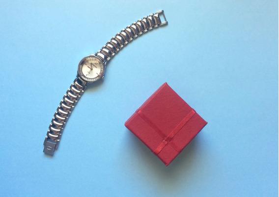 Relógio Pulso Mondaine Prateado - Sem Bateria