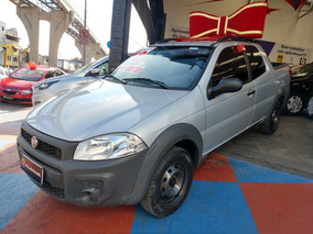 Fiat Strada 1.4 Hard Working Cabine Dupla Flex