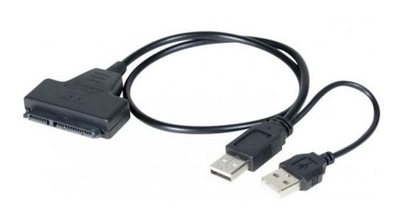 Cable Adaptador Sata A Usb Convertidor Disco Duro Externo