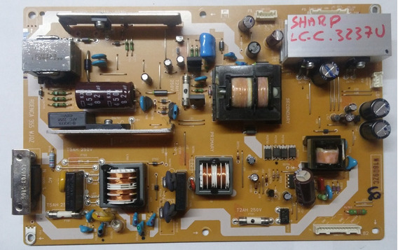 Sharp 32lcc37u