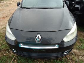 Sucata Renault Fluence 2011 / 2014 1.6 E 2.0 Retirada Peças