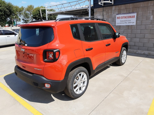 Jeep Renegade Sport 1,8 L Mt5