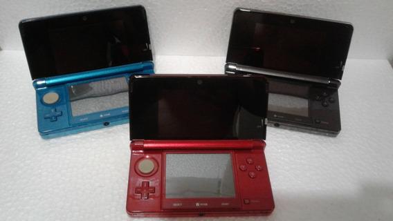 Nintendo 3ds Com Jogos E Themas Diversos! Nitendo 2ds Xl