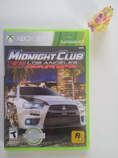 Midnight Club Los Angeles Complete Edition Xbox 360 :)