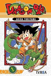 Dragon Ball 01 - Akira Toriyama