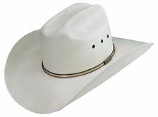 Chapéu Country Americano Branco Mundial 18859 - Chapéus para ... 1ccdaa93753