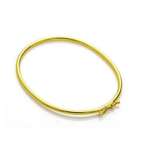 Bracelete Dourado Dama De Ouro Semijoias
