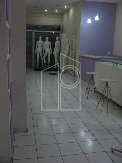 Salão Comercial Para Locação, Na Vila Arens, Em Jundiaí - Sl00511 - 32687247