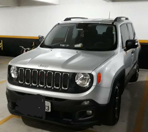 Jeep Renegade 1.8 Sport Flex Aut. Única Dona Impecável !!!