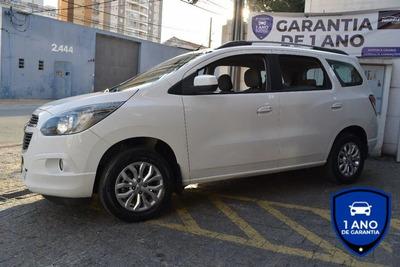 Chevrolet Spin 1.8 Ltz 2018 7 Lugares + 1 Ano De Garantia