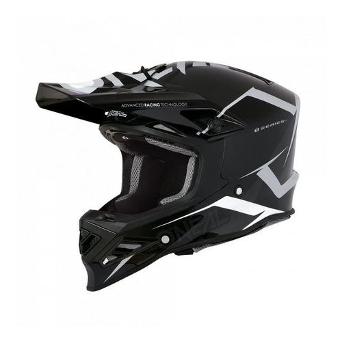 Casco Series 8 Blizzard Oneal Plr Motocross Certifica Dot