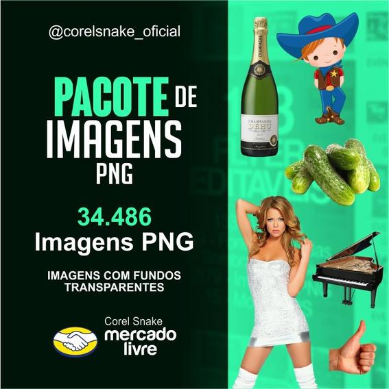 Pacote De Imagem Png - Imagens Sem Fundos - Corel Snake