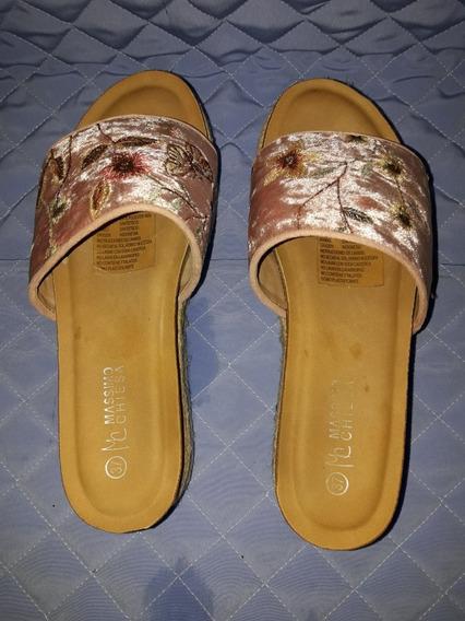Zapatos Plataforma Mujer Nro 37 Massimo Chiesa