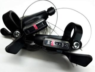 Shifters Shimano 3x8 Sl-m310 24 Velocidades Nuevos Altus