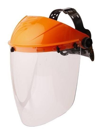 Protector Facial Transparente Con Soporte Libus