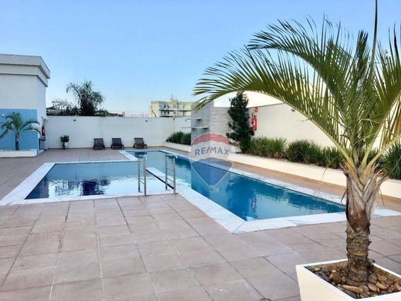 Apartamento Com 3 Dormitórios À Venda, 110 M² Por R$ 540.000,00 - Jardim Petrópolis - Cuiabá/mt - Ap0408