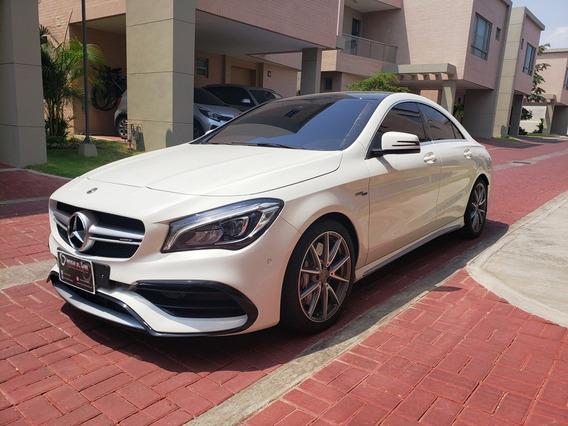 Mercedes Benz Clase Cla 45 Amg 4matic Modelo 2018