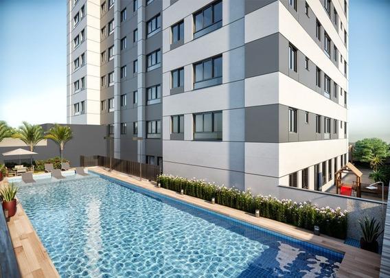 Apartamento A Venda No Bairro Vila Dom Pedro Ii Em São - 100-1