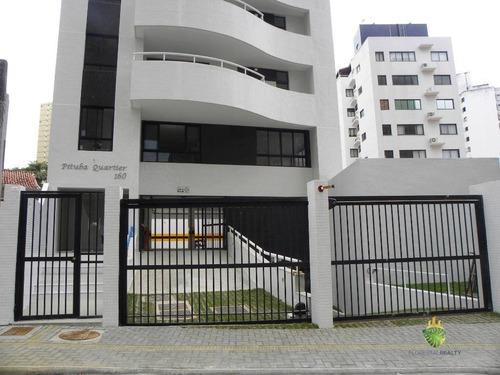 Apartamento À Venda, 79 M² Por R$ 450.000,00 - Pituba - Salvador/ba - Ap1057