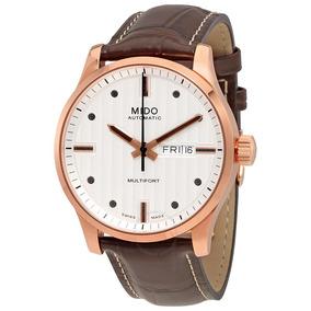 Relógio Mido Multifort M0054303603180 Automatico Rose