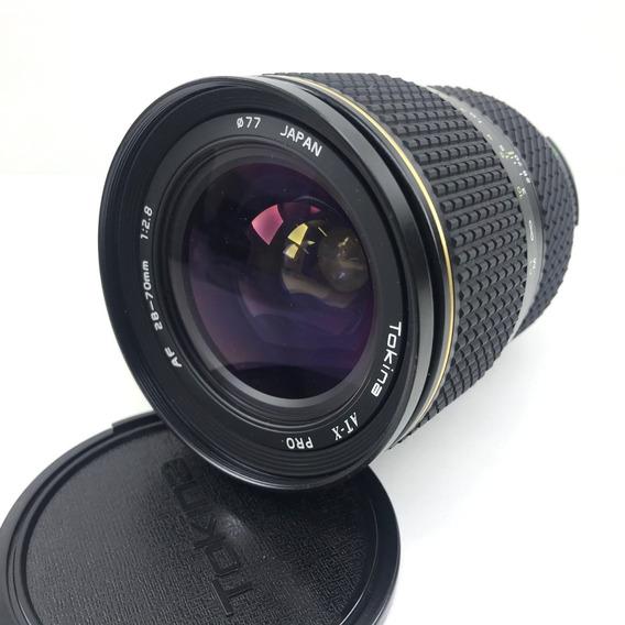 Lente Tokina Af 28-70mm 2.8 At-x P Nikon Similar 24-70mm §