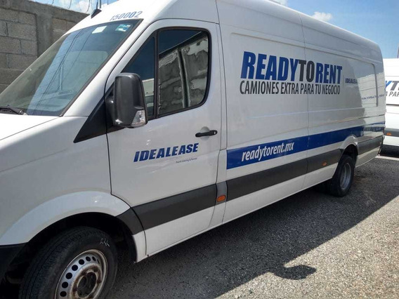 Crafter Cargo Van 2013 Con Thermo Km 105,511