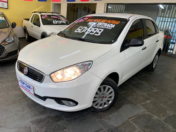 Fiat Grand Siena 1.0 Attractive Flex 2018 Sem Entrada