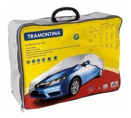 Capa Para Proteger Carros Da Chuva - Tamanho P - Tramontina