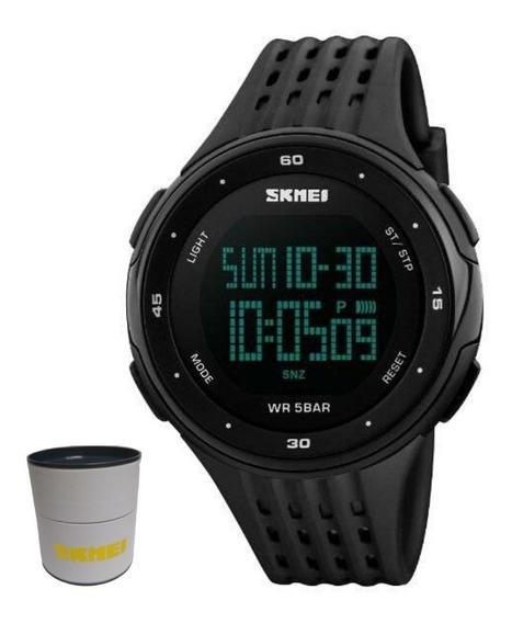 Relógio Masculino Digital Esportivo Skmei 1219 Original Nf