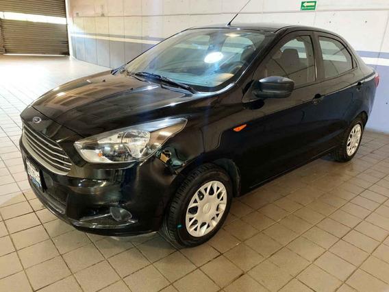 Ford Figo 2017 4p Impulse L4/1.5 Man