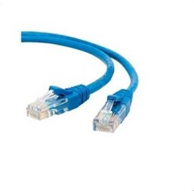 Cabo De Rede Ethernet Patch Cord Cat6e 3.0m Pc-eth6e3001 Plu