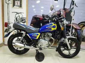 Suzuki Gn 125 2009