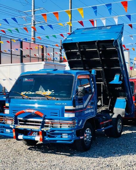 Super Oferta Camion Daihatsu Delta 1999 Volteoo 100% New