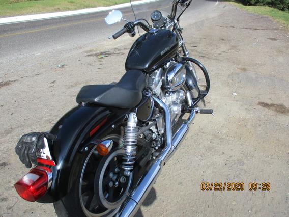 Harley Davidson Superlow 883 2016
