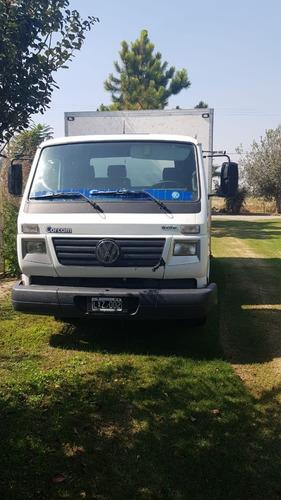 Vw Camion 9150 2012 Con Furgon Paquetero