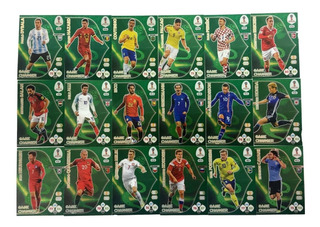 Card Adrenalyn Xl Copa 2018 Russia Game Changer Completo