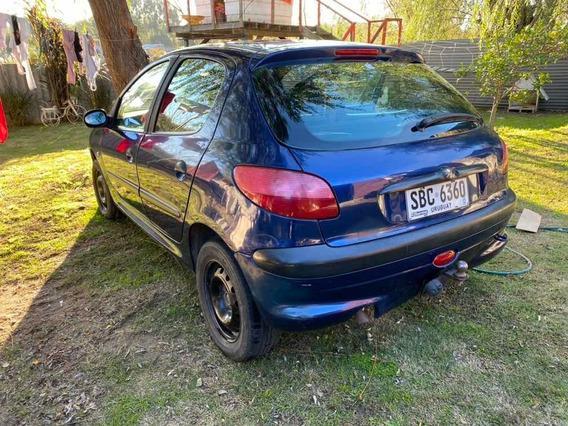 Peugeot 206 1.4 Xr 2004