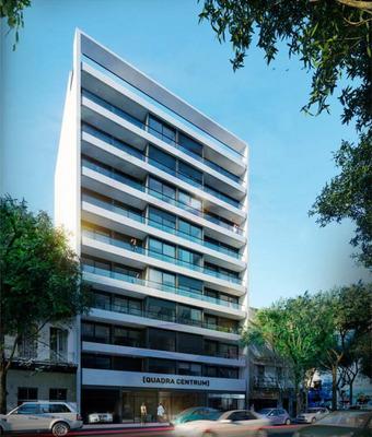 Venta De Apartamento, 1 Dormitorio, Centro, A Estrenar 2019!