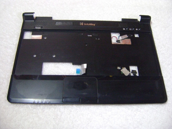 Touchpad Netbook Itautec Infoway Net W7010 - C/bluetooth Alt