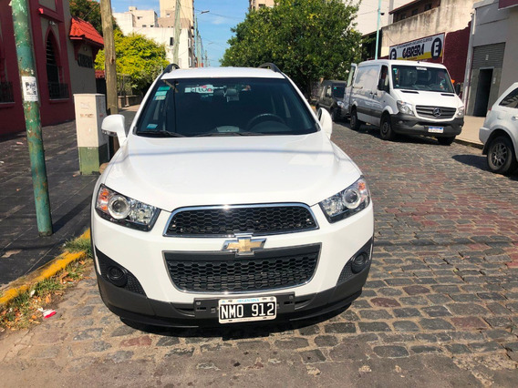 Chevrolet Captiva Impecable 7 Asientos