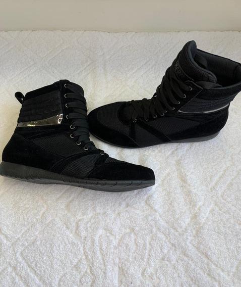 Tênis/bota Adulto Feminino Sneakers Superhot Ref Tb11