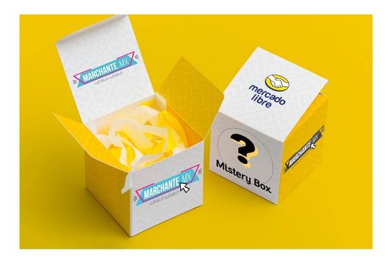 Mistery Box Marchantemx Caja Misteriosa Random Regalo