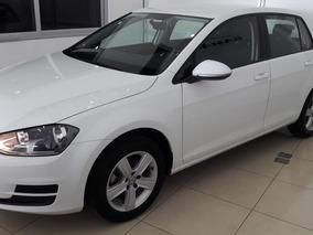 Volkswagen Golf 1.6 Trendline 2016 77000km Blanco Igual A Ok