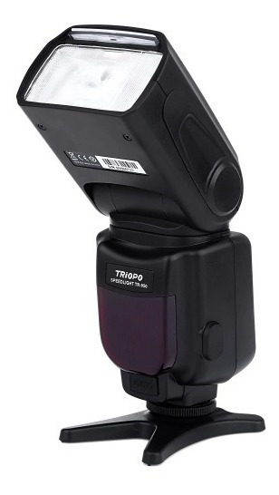 Flash Para Nikon Speedlight Triopo Tr-950 D3200 D3300 D3400