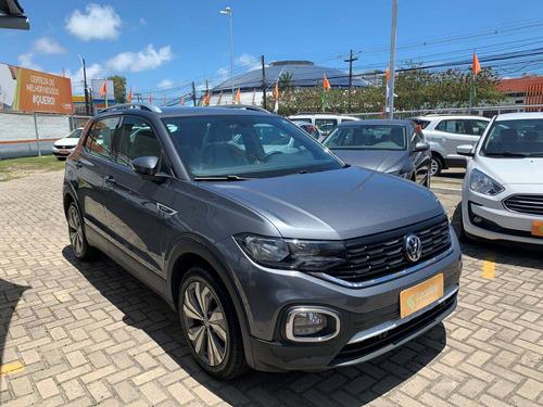 Imagem 1 de 7 de Volkswagen T-cross 1.4 250 Tsi Total Flex Highline