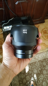 Lente Batis 25mm F2