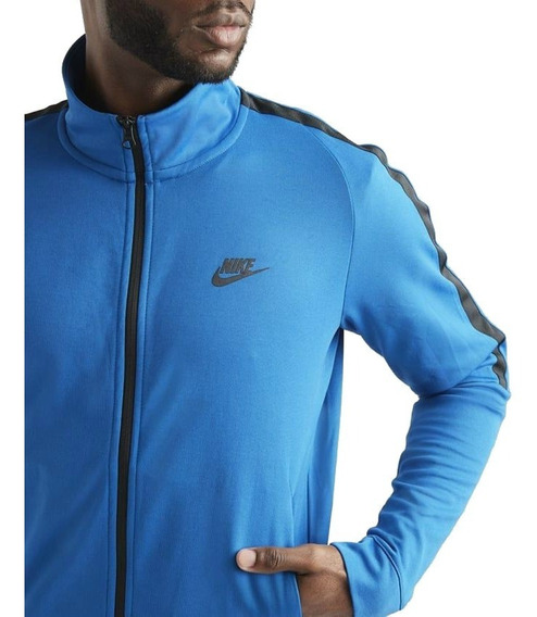 Oferta Sudadera Nike Tribute Polyknit N98 Jacket Cierre