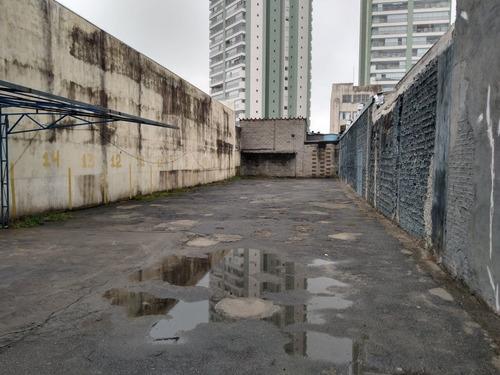 Terreno Para Locação No Bairro Centro Em Guarulhos - Cod: Ai23904 - Ai23904